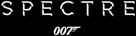 Bond 24 Spectre Title Art