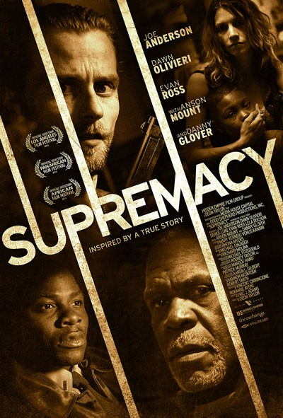 Supremacy Release Date and Poster Revealed
