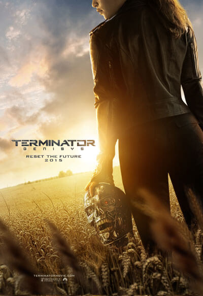 Terminator Genisys Movie Trailer and Poster