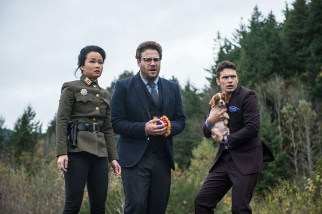The Interview Movie Review