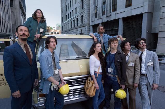 The Walk Movie Trailer with Joseph Gordon Levitt