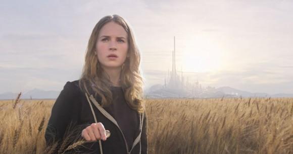 Britt Robertson in 'Tomorrowland' (Photo © Disney 2015)
