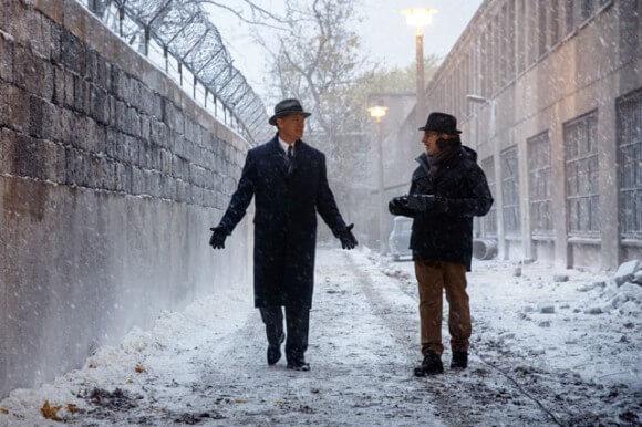 Steven Spielberg and Tom Hanks Cold War Spy Thriller