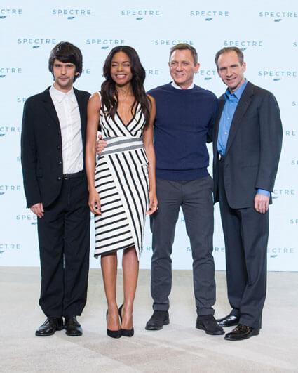 Bond 24 Cast Announcement and Title