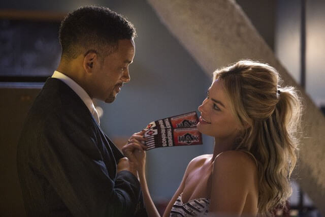 Focus Movie Review Starring Will Smith and Margot Robbie