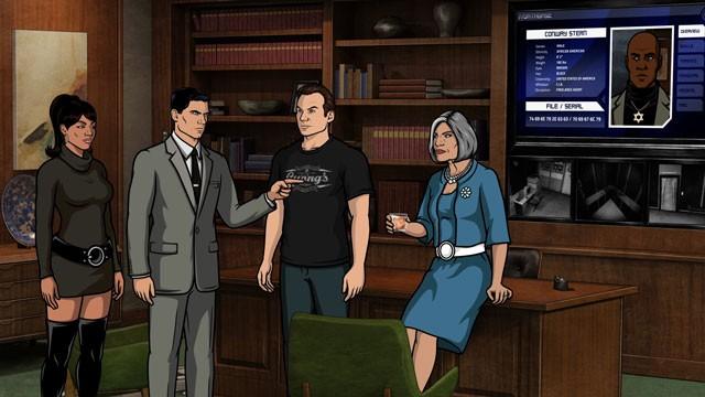 Matt Thompson Archer Season Six Interview