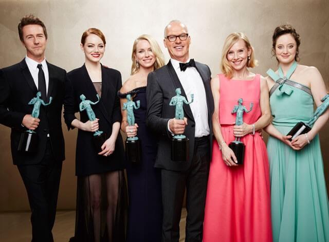 2015 Screen Actors Guild Awards Winners List