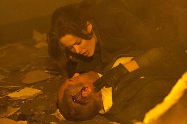 Megan Boone and Jon Bokenkamp on The Blacklist Season 2