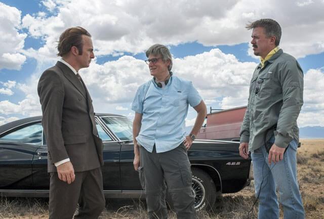 Vince Gilligan Better Call Saul Season 1 Interview