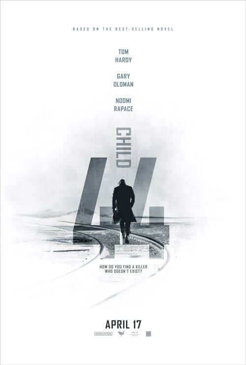 Child 44 Movie Poster Unveiled