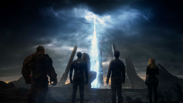 Fantastic Four Cast Earns Ensemble Award