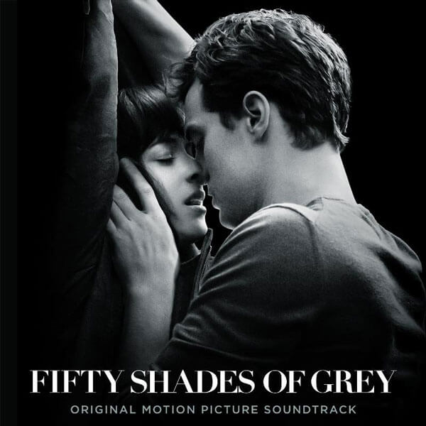 Fifty Shades of Grey Soundtrack Cover and Track List