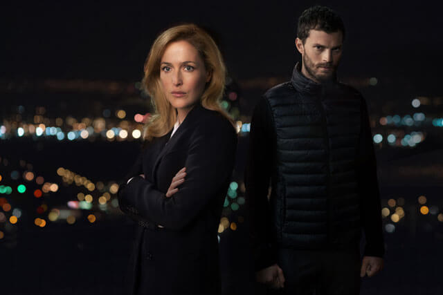 Gillian Anderson Exclusive Interview on The Fall Season 2