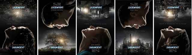 The Divergent Series Insurgent Fight Back Trailer