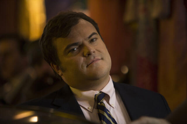 HBO Comedy Series The Brink with Jack Black Premieres This Summer