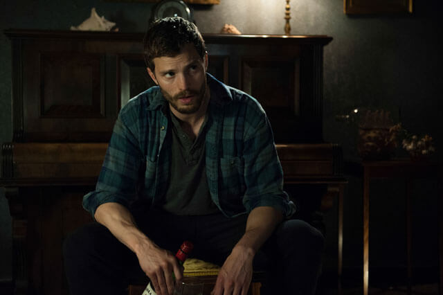 Jamie Dornan Interview on The Fall, Fifty Shades, and Once Upon a Time