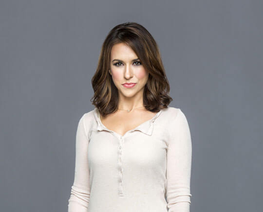 Lacey Chabert Interview on All of My Heart