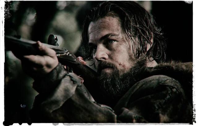Leonardo DiCaprio Photos from The Revenant