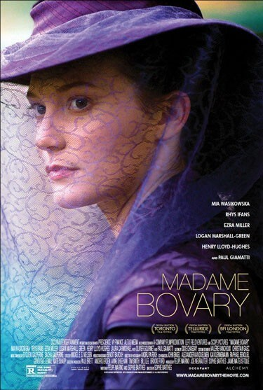 Madame Bovary Movie Trailer and Poster