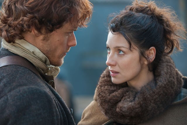 Outlander Star Caitriona Balfe Joins Money Monster