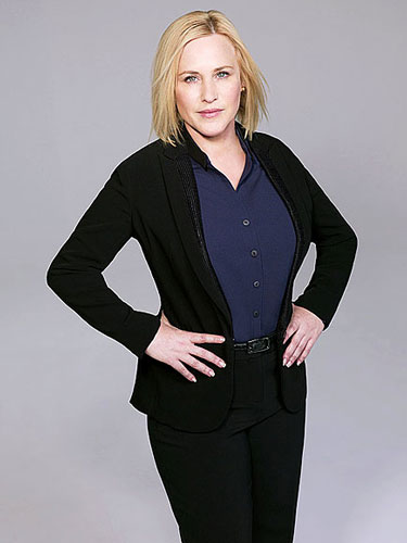 Patricia Arquette Interview on CSI: Cyber and Boyhood
