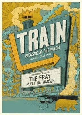 Train and The Fray Summer 2015 Tour Dates