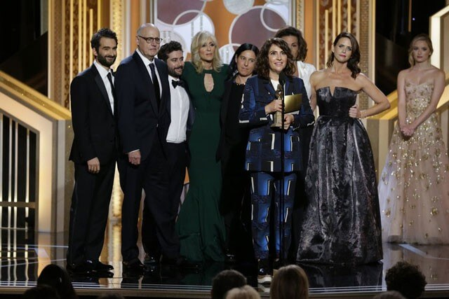 2015 Golden Globes Award Winners