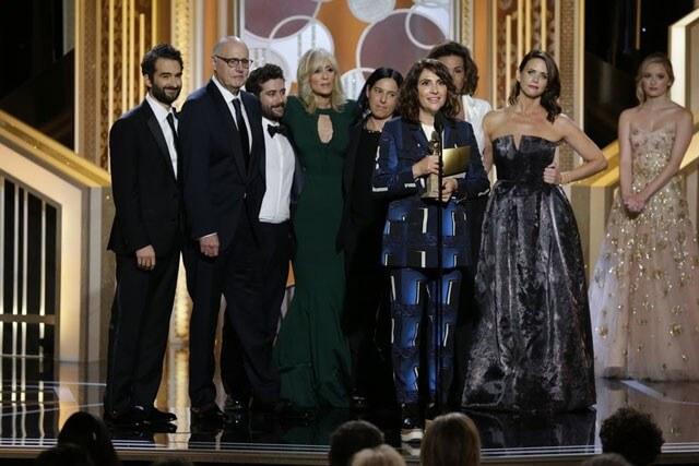 2015 Golden Globes Award Winners