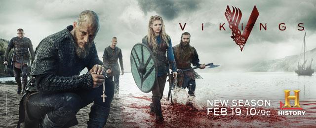 Vikings Season 3 Full Trailer Starring Travis Fimmel