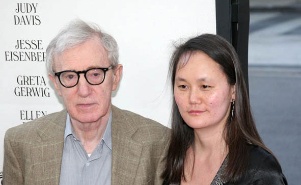 Woody Allen to Write and Direct a TV Series for Amazon