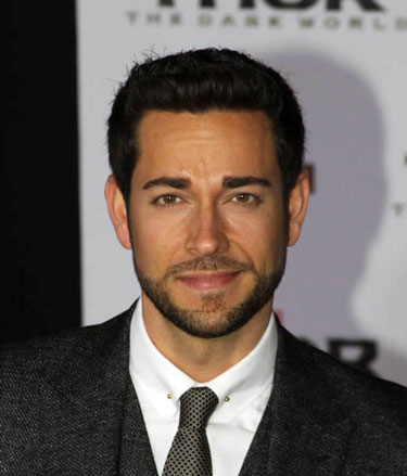 Zachary Levi Joins Heroes Reborn Miniseries