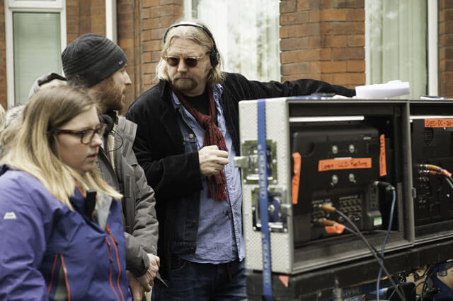 Alan Cubitt The Fall Season 2 Interview