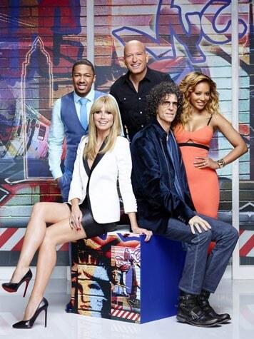 Howie Mandel, Mel B and Heidi Klum Return as America's Got Talent Judges
