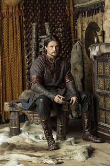 Ben Robson and Alyssa Sutherland Vikings Interview