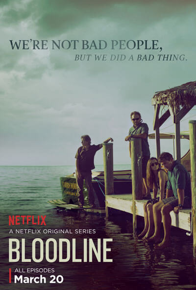Bloodline Behind the Scenes Video with Kyle Chandler and Sissy Spacek