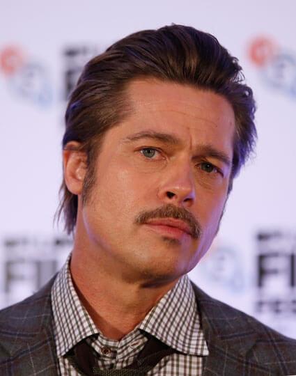 Brad Pitt to Star in Robert Zemeckis' Romantic Thriller