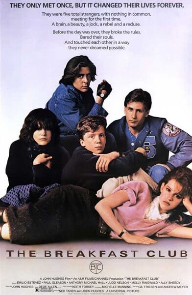 Tribute to 1980s Teen Films