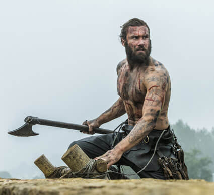 Clive Standen Vikings Season 3 Interview