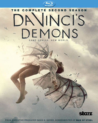 Da Vinci's Demons Season 2 Blu-ray Contest