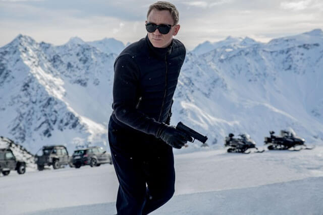 Spectre Behind the Scenes Video and First Photo