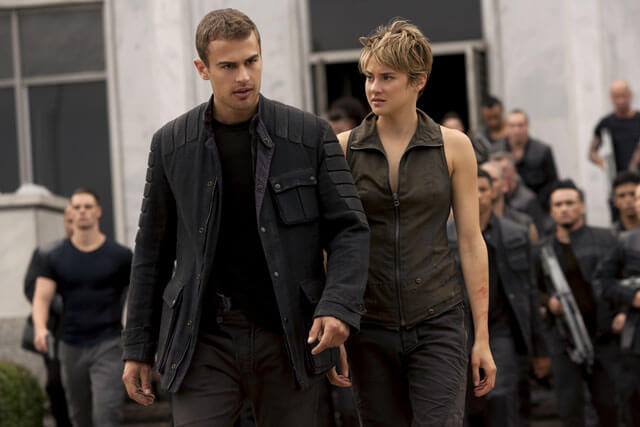 Insurgent Movie Review Starring Shailene Woodley and Theo James