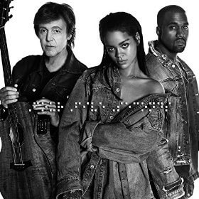 Paul McCartney, Rihanna, and Kanye West set to perform on the 2015 Grammys