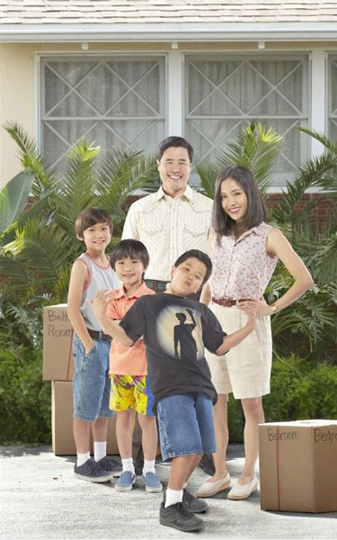 Constance Wu talks Fresh Off the Boat