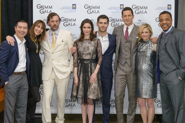Grimm Cast Gala Raises $310,000