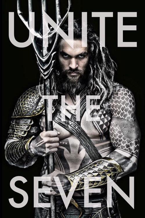 First Photo of Jason Momoa as Aquaman