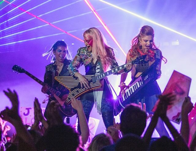 Jem and the Holograms First Official Trailer
