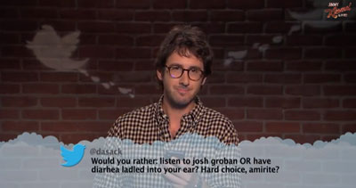 Mean Tweets Music Edition #2
