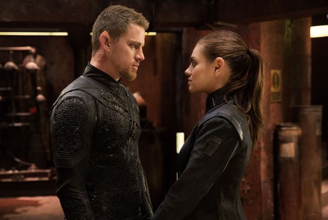 Jupiter Ascending Movie Review with Channing Tatum and Mila Kunis