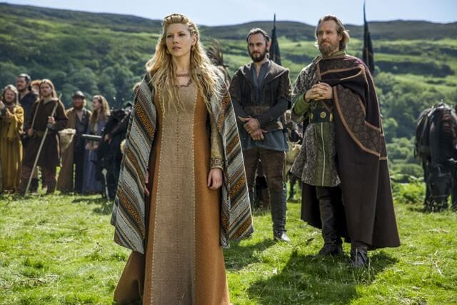Katheryn Winnick Interview on Vikings Season 3