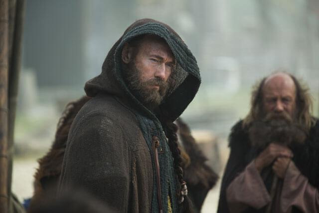 Kevin Durand Vikings Season 3 Interview